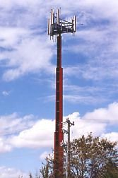 Cell Tower Radiation Testing